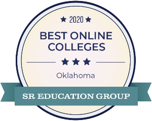 SR Education Group 2020 Best Online Colleges in Oklahoma